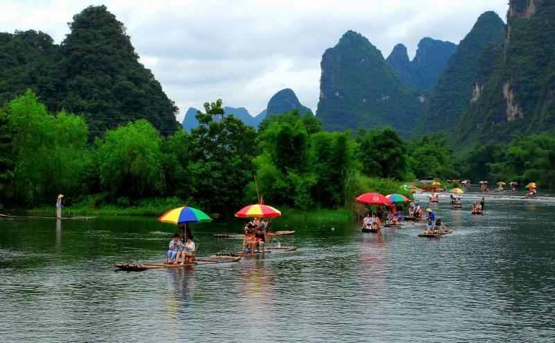 Guilin : le meilleur endroit pour découvrir la campagne chinoise traditionnelle