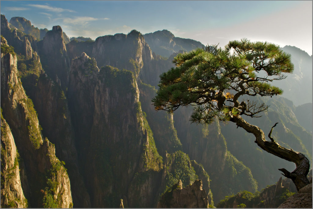 Huangshan : les Montagnes jaunes magiques