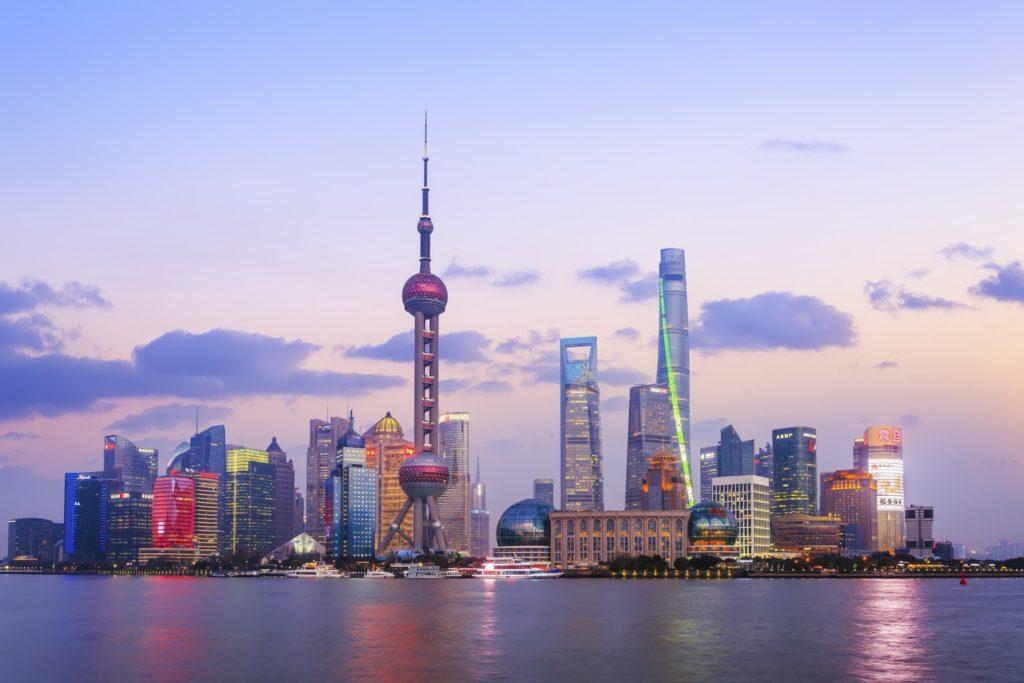 Shanghai, Suzhou et Hangzhou